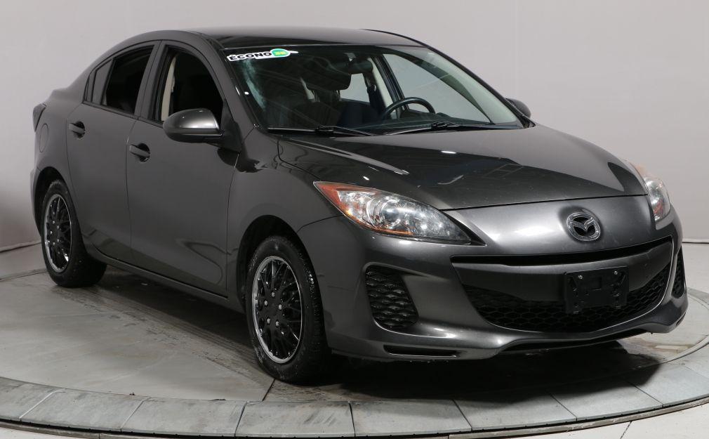 2012 Mazda 3 GX AUTO A/C GR ELECT #0