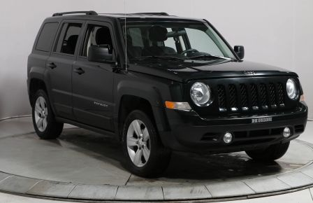 2013 Jeep Patriot Sport 4X4 AUTO A/C #0