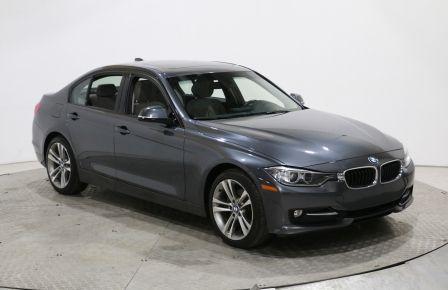 2014 BMW 320I 320i xDrive CUIR TOIT MAGS NAV BLUETOOTH #0
