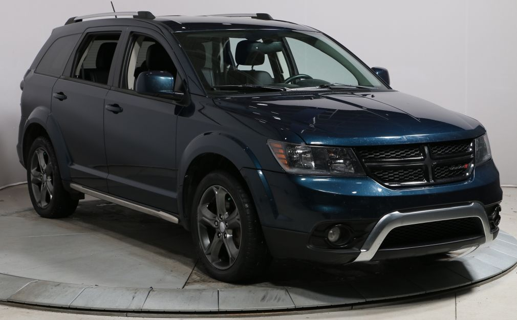 2014 Dodge Journey Crossroad AUTO A/C GR ELECT MAGS #0