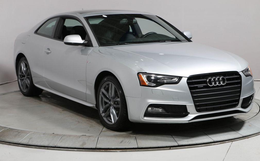 2014 Audi A5 PROGRESSIV QUATTRO SLINE TOIT CUIR BLUETOOTH MAGS #0