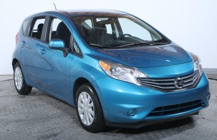 2014 Nissan Versa Note SV MANUELLE A/C GRP ELEC BLUETOOTH #0