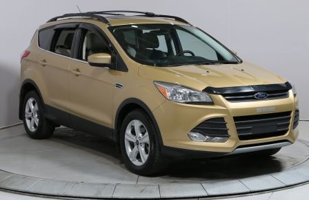 2015 Ford Escape SE 4WD CUIR TOIT PANORAMIQUE MAGS CAM.RECUL SYSTEM #0