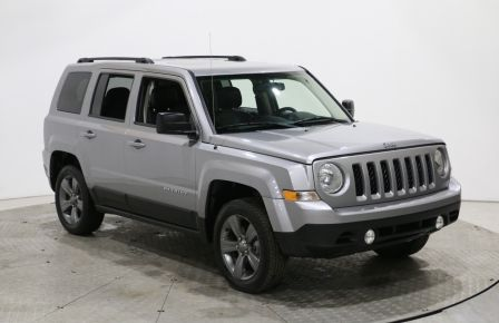 2015 Jeep Patriot High Altitude 4WD CUIR TOIT MAGS BLUETOOTH #0