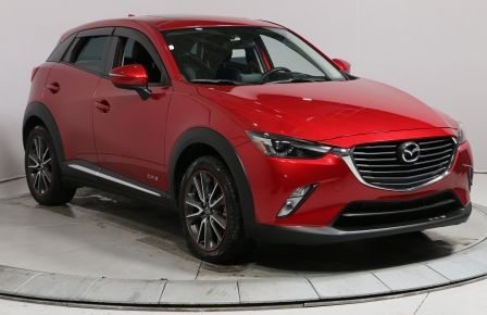 2016 Mazda CX 3 GT AUTO A/C TOIT CUIR BLUETOOTH MAGS #0