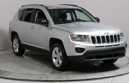 2013 Jeep Compass North 4X4 AUTO A/C GR ELECT MAGS #0
