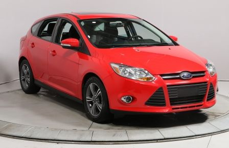 2014 Ford Focus SE A/C BLUETOOTH GR ELECT MAGS #0