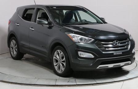 2013 Hyundai Santa Fe LIMITED AWD TOIT CUIR BLUETOOTH CAM RECUL NAV MAGS #0