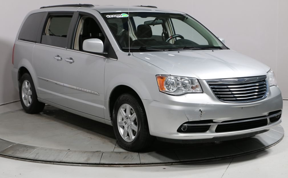 2011 Chrysler Town And Country TOURING STOWN'GO NAVIGATION #0