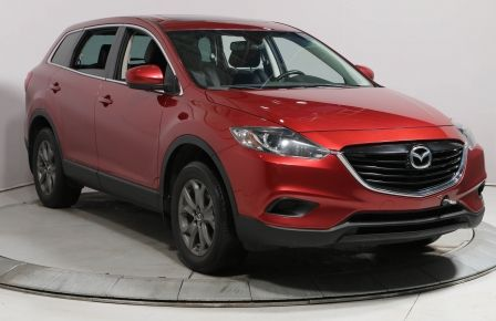 2013 Mazda CX 9 GS AWD AUTO A/C CUIR TOIT BLUETOOTH 7 PASSAGERS #0