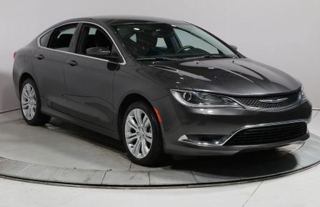 2015 Chrysler 200 LIMITED AUTO A/C BLUETOOTH MAGS #0