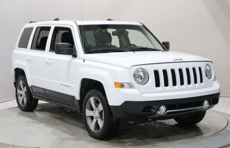 2017 Jeep Patriot HIGH ALTITUDE 4X4 A/C TOIT CUIR MAGS #0