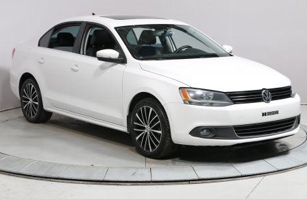 2013 Volkswagen Jetta HIGHLINE A/C TOIT CUIR BLUETOOTH GR ELECTRIQUE MAG #0