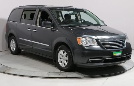 2012 Chrysler Town And Country TOURING AUTO A/C BLUETOOTH STOW'N GO  MAGS #0