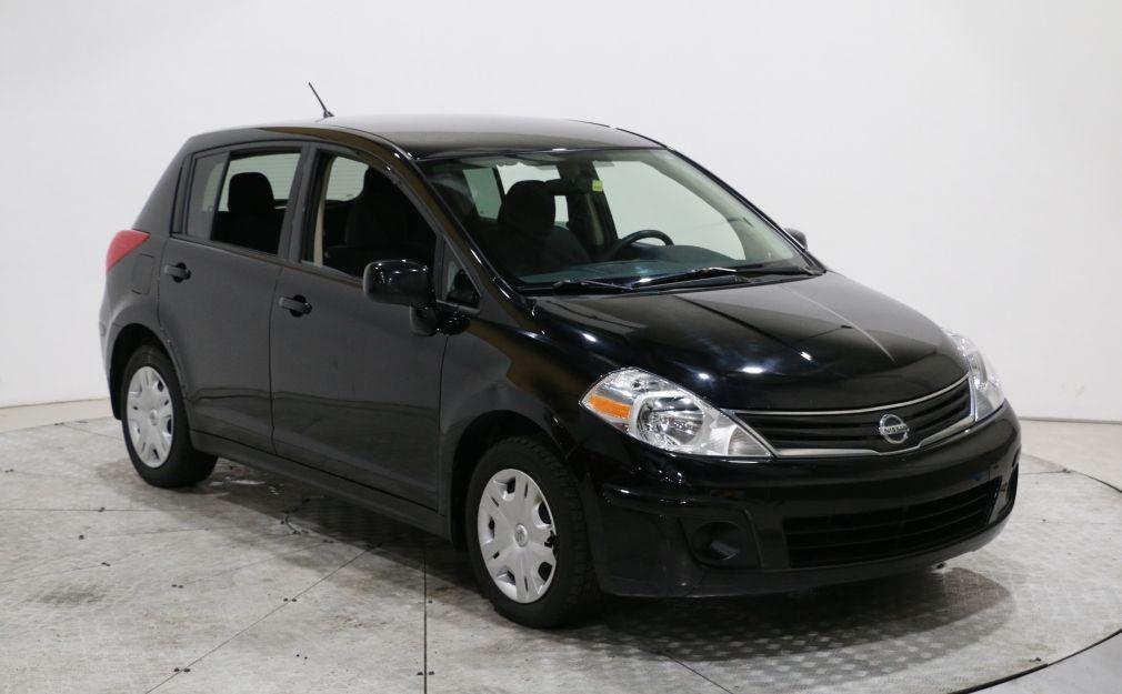 2012 Nissan Versa S A/C GR ELECT #0