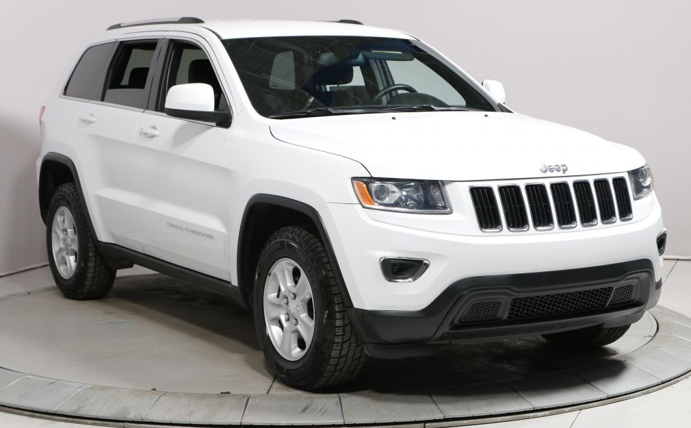 2015 Jeep Grand Cherokee 4X4 AUTO A/C BLUETOOTH MAGS #0