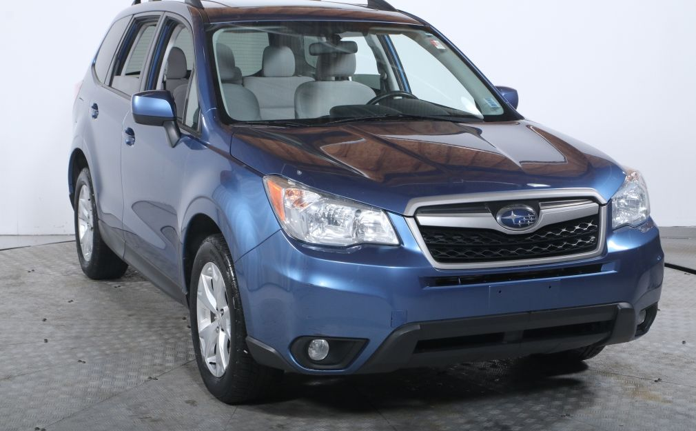 2015 Subaru Forester TOURING AWD AUTO A/C BLUETOOTH TOIT MAGS #0