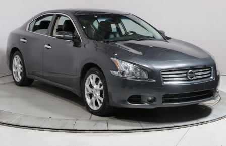 2012 Nissan Maxima 3.5 SV AUTO A/C TOIT CUIR BLUETOOTH MAGS #0