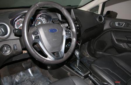 2015 Ford Fiesta TITANIUM AUTO A/C CUIR TOIT MAGS #0