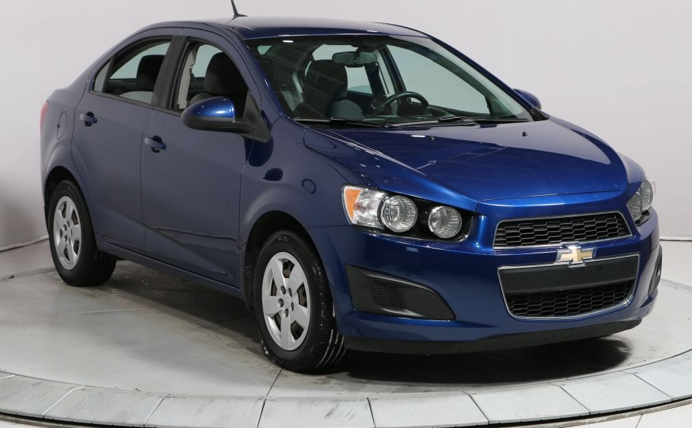 2014 Chevrolet Sonic LS BLUETOOTH BAS KILOMETRAGE #0