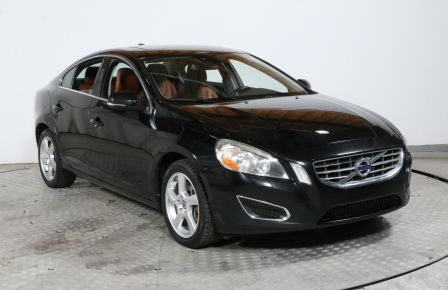 2013 Volvo S60 T5 PREMIER AWD A/C TOIT CUIR GR ELECT MAGS #0