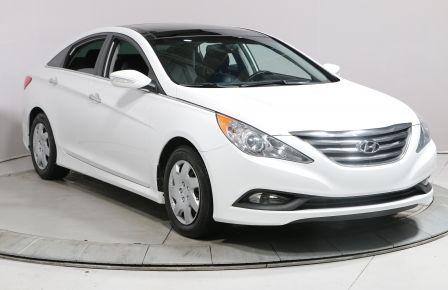 2014 Hyundai Sonata LIMITED AUTO A/C CUIR TOIT PANO NAVIGATION CAMÉRA #0