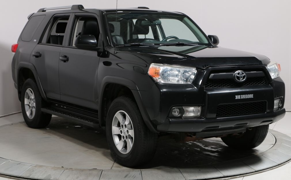 2011 Toyota 4Runner 4WD AUTO A/C CUIR TOIT 7 PASSAGERS MAGS #0