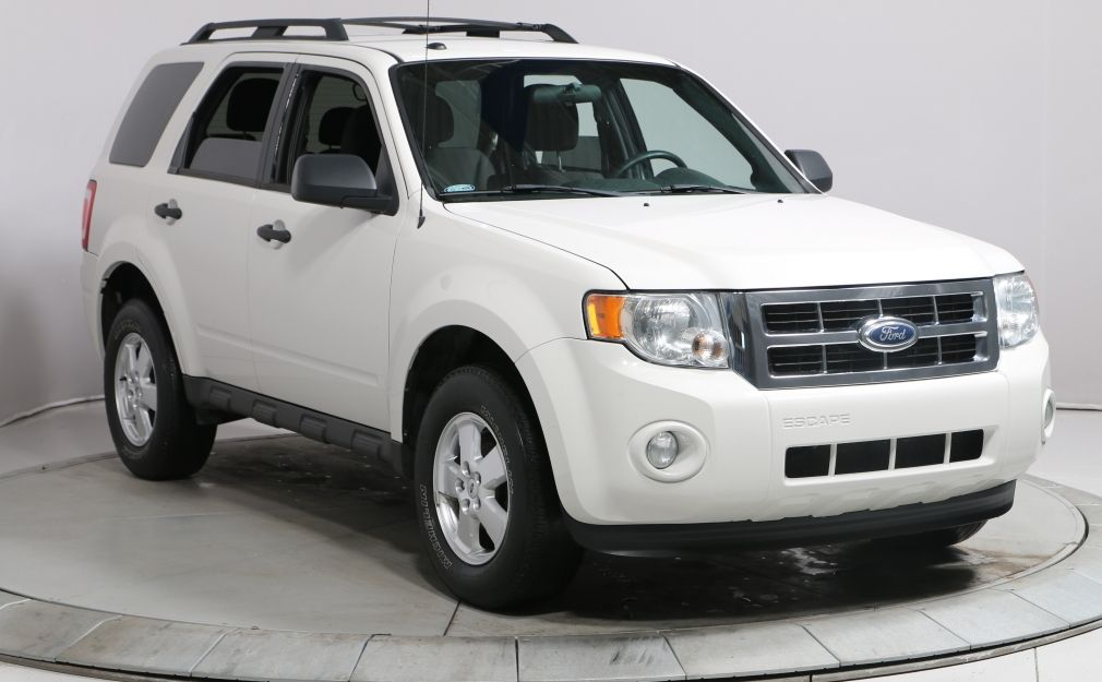 2012 Ford Escape A/C MAGS GR ELECT #0