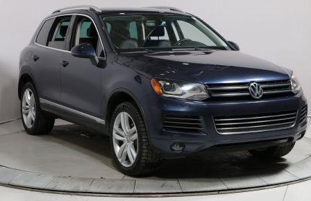 2013 Volkswagen Touareg COMFORTLINE TDI 4MOTION A/C BLUETOOTH NAV CUIR MAG #0
