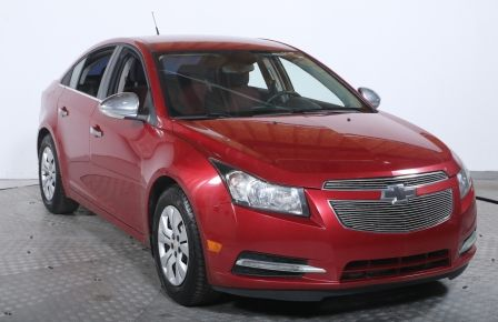 2012 Chevrolet Cruze LT TURBO A/C BLUETOOTH GR ELECTRIQUE #0