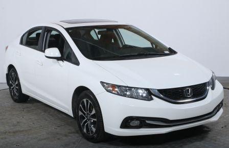 2013 Honda Civic EX MANUELLE A/C TOIT BLUETOOTH #0