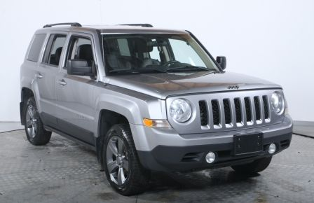2015 Jeep Patriot HIGH ALTITUDE 4X4 A/C CUIR TOIT MAGS #0