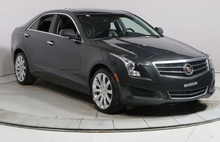 2014 Cadillac ATS LUXURY AWD V6 CUIR TOIT NAVIGATION CAMÉRA RECUL #0