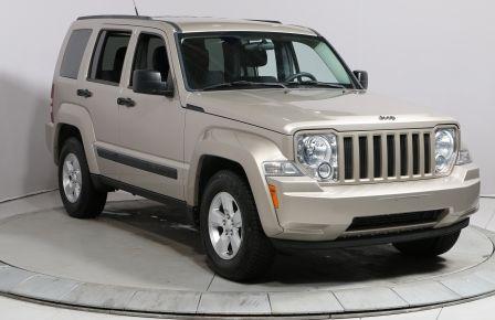 2011 Jeep Liberty SPORT 4X4 AUTO A/C GR ELECTRIQUE MAGS #0