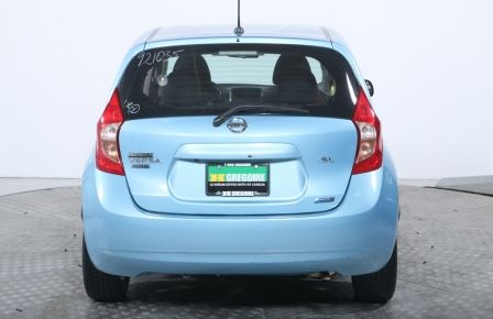 2014 Nissan Versa SL AUTO A/C GRP ELEC BLUETOOTH #0