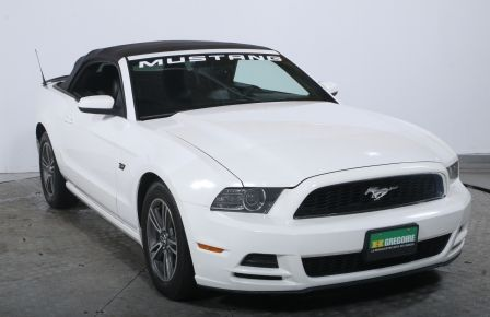 2013 Ford Mustang V6 PREMIUM CUIR BLUETOOTH MAGS #0