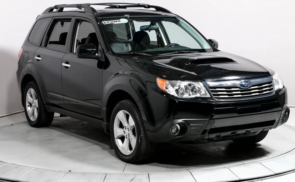 2009 Subaru Forester XT Limited TOIT MAG GR ELECT #0