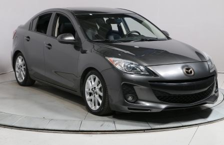 2013 Mazda 3 GT AUTO A/C CUIR TOIT BLUETOOTH MAGS #0
