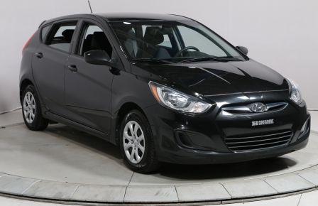 2014 Hyundai Accent GL A/C Bluetooth Sieges-Chauf Pneus-Ete-Hivers #0