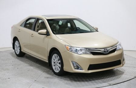 2012 Toyota Camry XLE A/C CAM DE RECUL CUIR TOIT BLUETOOTH MAGS #0