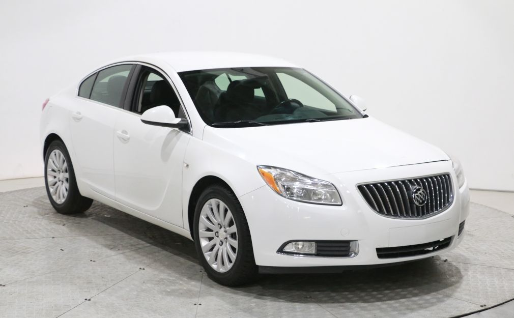 2011 Buick Regal CXL CUIR MAGS BLUETOOTH #0