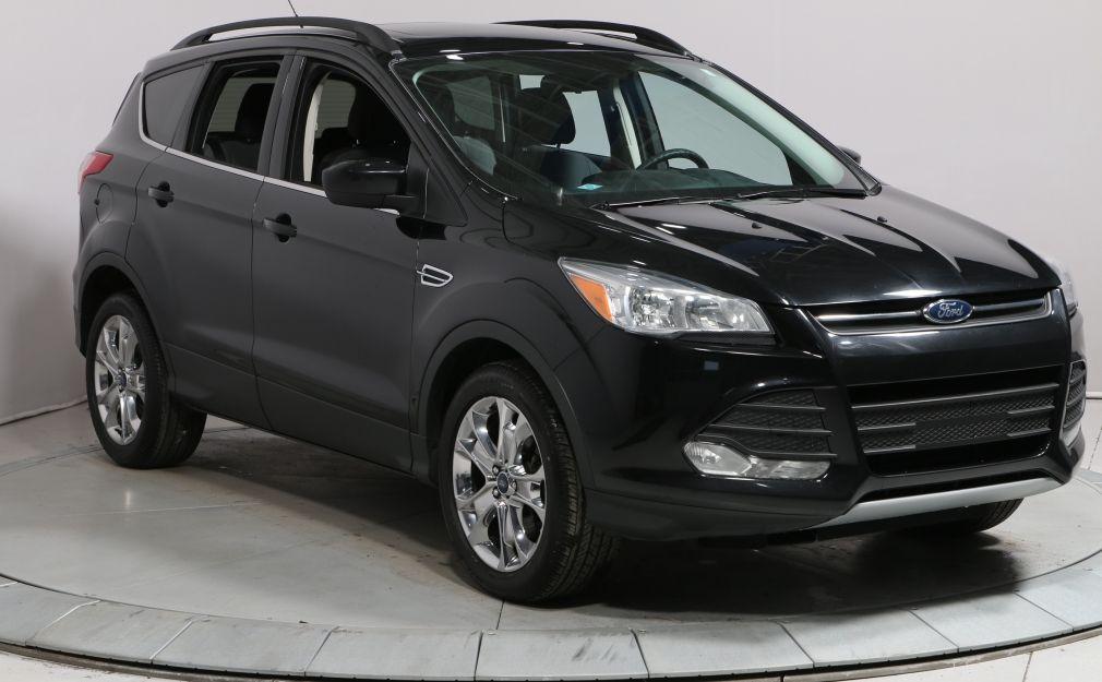 2016 Ford Escape SE 4WD A/C TOIT CAM DE RECUL NAV #0