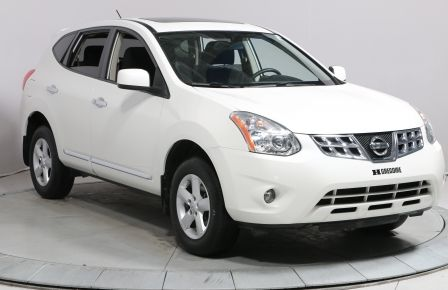 2013 Nissan Rogue S A/C TOIT BLUETOOTH GR ELECT MAGS #0