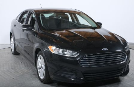 2015 Ford Fusion SE ECOBOOST AUTO A/C GR ELECT MAGS CAMÉRA RECUL #0