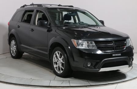 2013 Dodge Journey R/T AWD CAM DE RECUL NAV CUIR TOIT MAGS #0