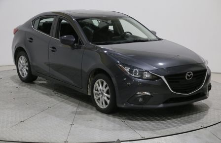 2015 Mazda 3 GS #0