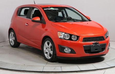 2012 Chevrolet Sonic LT AUTO A/C GR ELECT TOIT MAGS #0