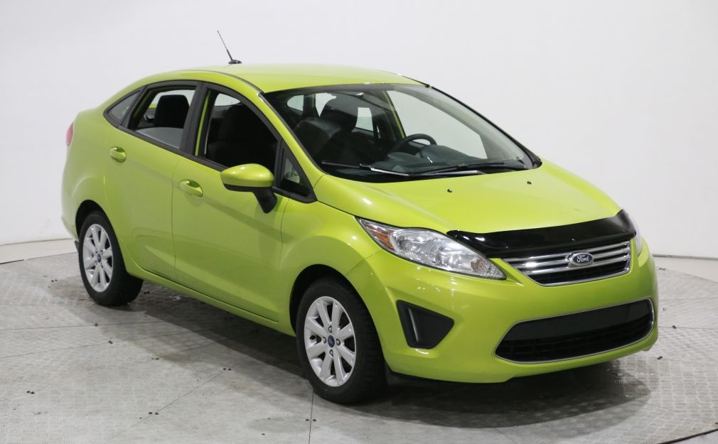 2011 Ford Fiesta SE A/C GR ELECTRIQUE MAGS #0