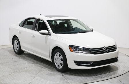 2012 Volkswagen Passat 2.5L COMFORTLINE AUTO A/C TOIT CUIR BLUETOOTH MAGS #0