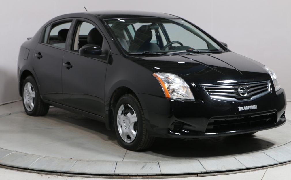 2012 Nissan Sentra 2.0 AUTOMATIQUE #0